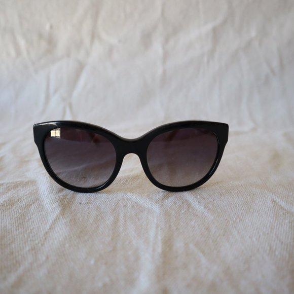 Burberry B 4187 Round Sunglasses